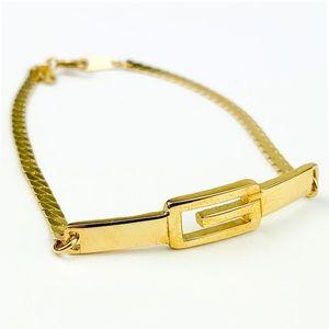 Givenchy Gold Bracelet
